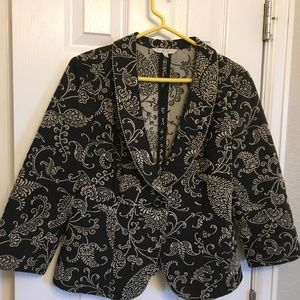 Cabi tapestry jacket